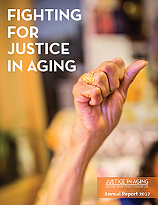 2017 Justice in Aging Annual Report